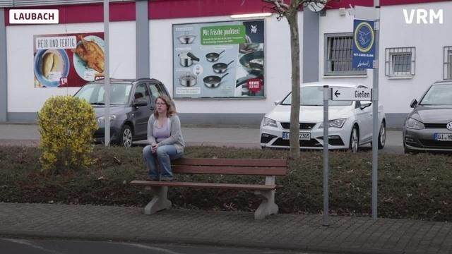 Mitfahrerbänke in Laubach sind ein Flopp