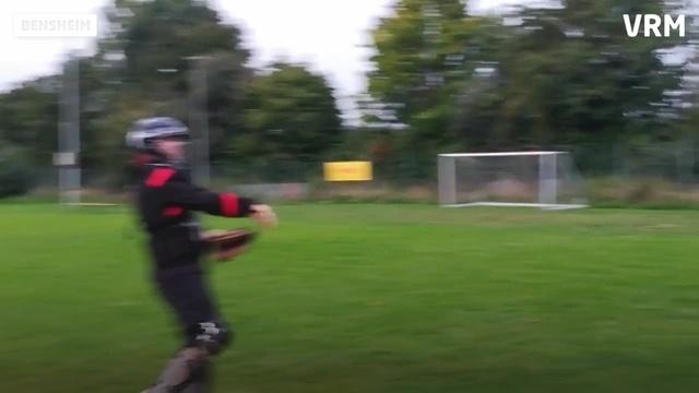 Bensheim: Faszination Baseball