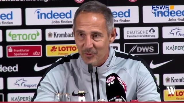 Eintracht Frankfurt: Mit einem guten Kader nach Gladbach