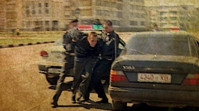 Organisierter Autodiebstahl in Moskau