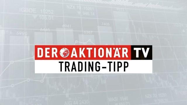 VW: Ausbruch nur noch einen Tick entfernt - Trading-Tipp des Tages