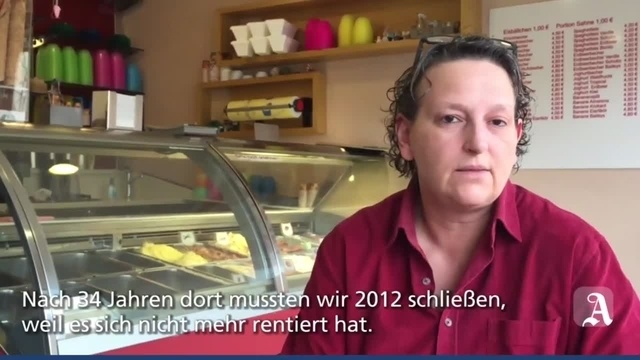 Gonsenheim: Eiscafé Rialto wird 50 Jahre alt