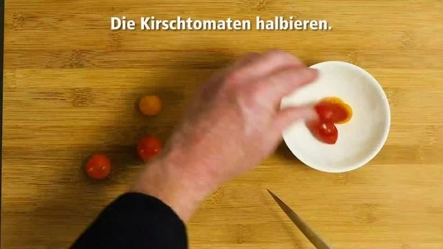 Frisch vom Markt: Seeteufel-Burger