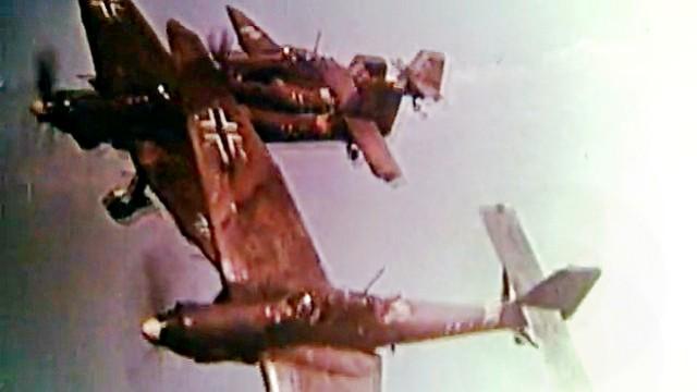 Die Ju 87, die eine Ju 88 war