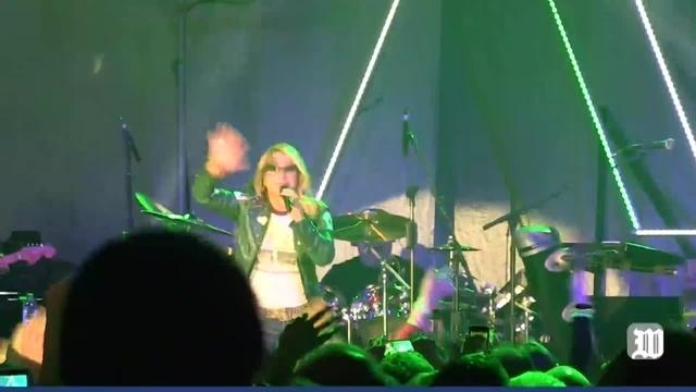 Für den guten Zweck: Anastacia singt in Worms