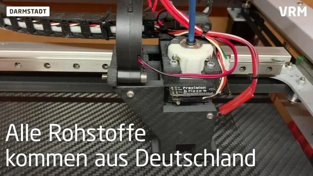 Rasante Entwicklung der Fiberthree GmbH aus Darmstadt