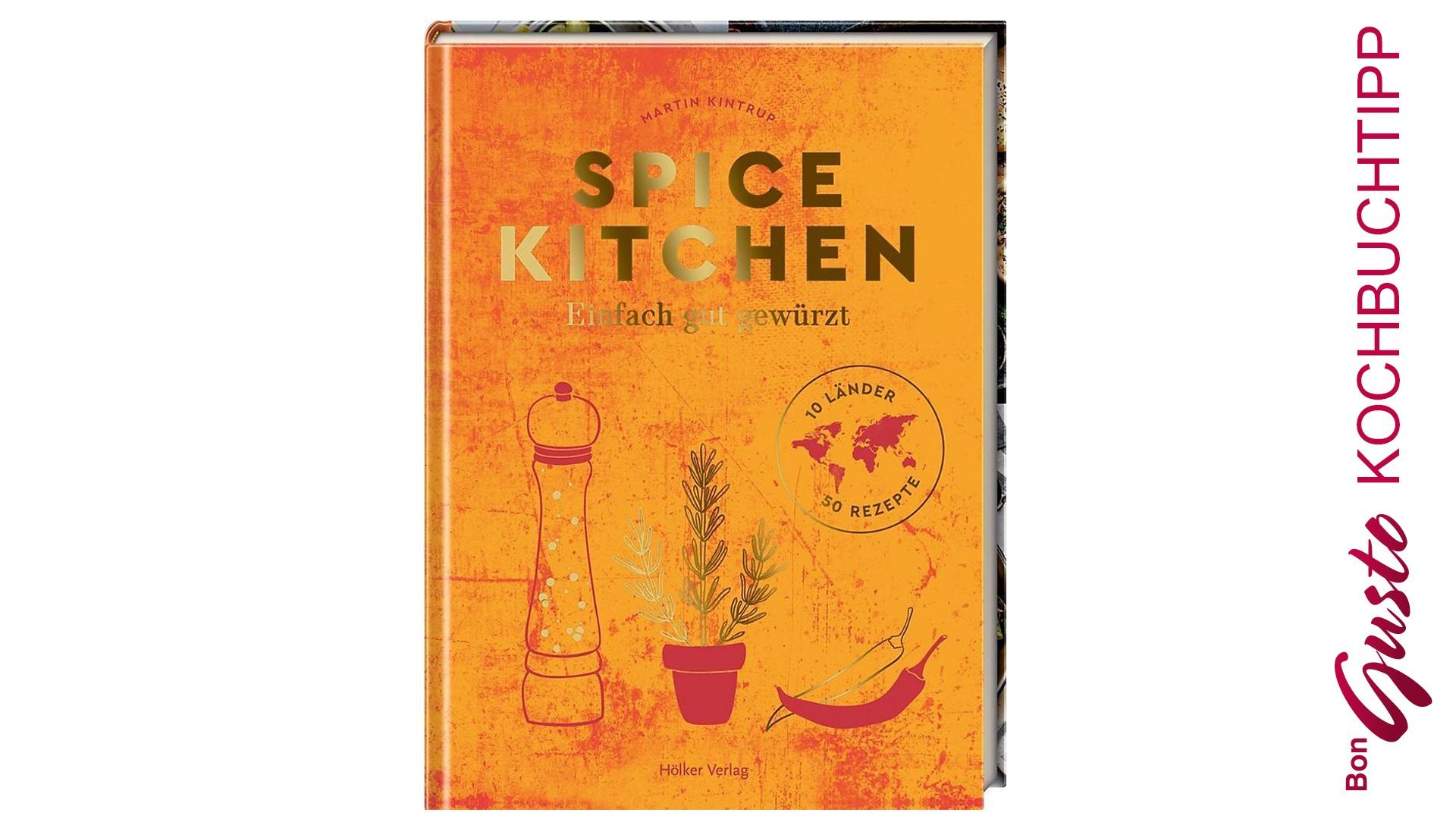 BonGusto Kochbuchtipp: Spice Kitchen