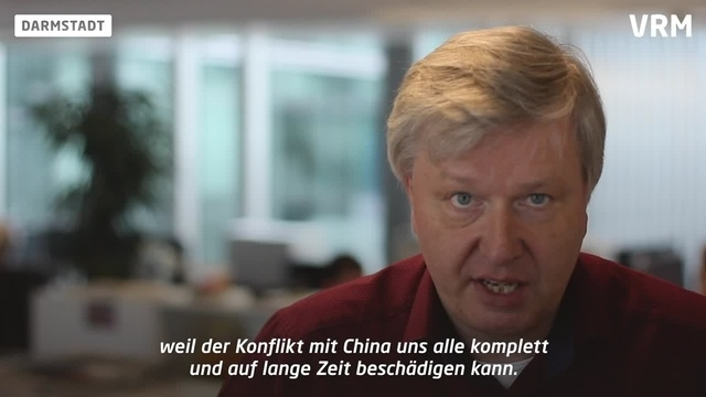 Hennemann hält nach: Trump-Besuch