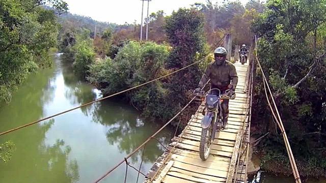 Mein Motorradtrip durch Laos