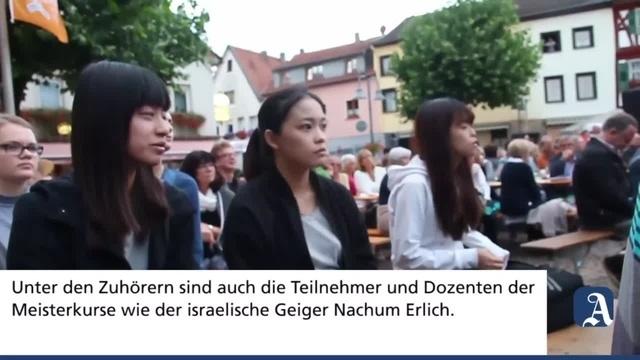 Bad Sobernheim: Konzert zur Mattheiser Sommerakademie
