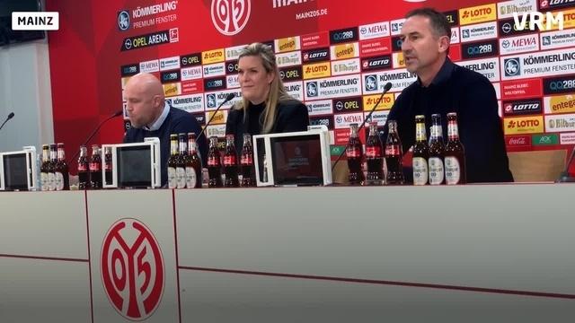 Mainz 05: Bin froh, diese Stelle antreten zu dürfen