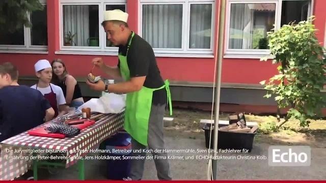 Bürgermeister aus dem Landkreis Darmstadt-Dieburg kochen um die Wette