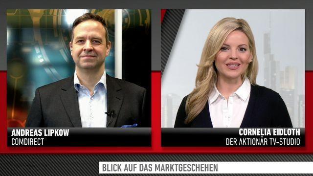 Marktstratege Lipkow: Kursniveau für dieses Jahr gefixt?