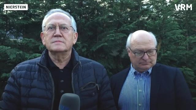Nierstein: Gegner der Offroadstrecke im Gespräch