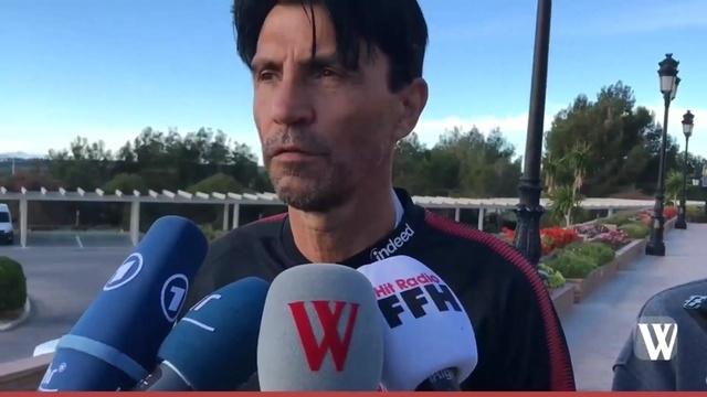 Eintracht Frankfurt kehrt mit Zuversicht aus dem Trainingslager in Alicante zurück