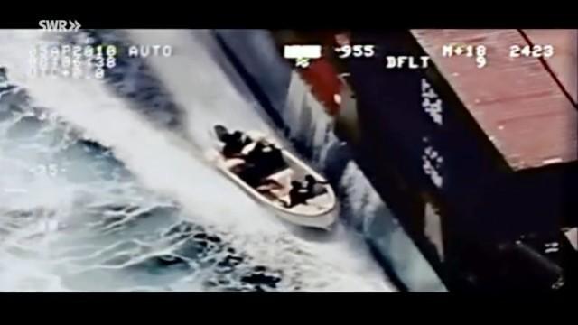 Entführung auf hoher See