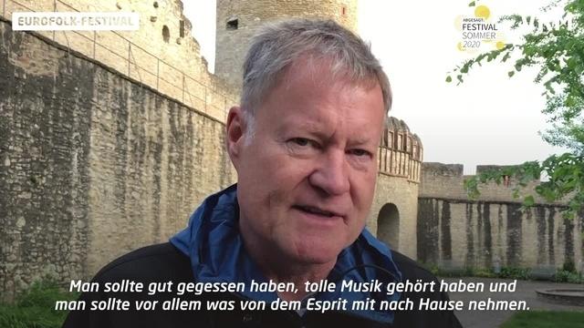 Abgesagt: Eurofolk-Festival in Ingelheim