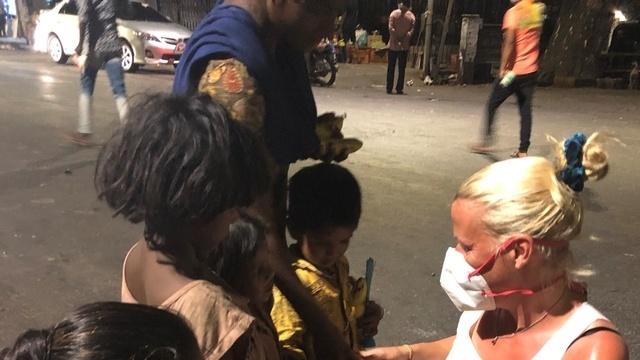 Hilfe in Mumbai