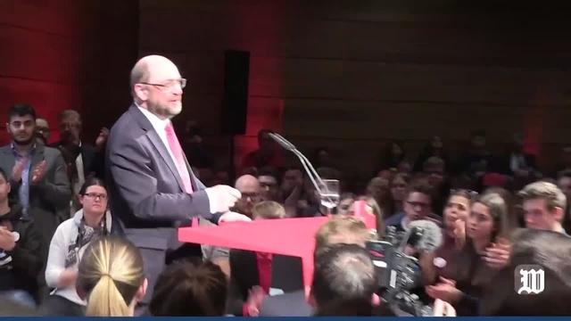 Worms: Martin Schulz begeistert die Genossen