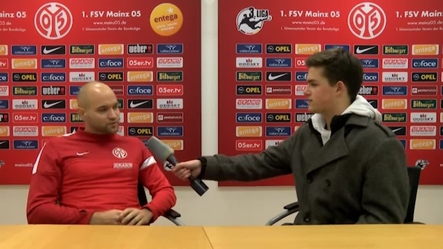 Monsterschlau: Fußballkindertraining bei Mainz 05