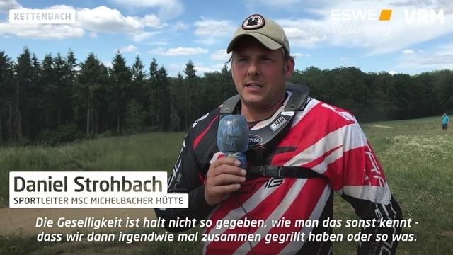 Kettenbach: Motocrosser können wieder Staub aufwirbeln