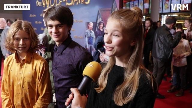 Weltpremiere des Kinderfilms Die Wolf-Gäng