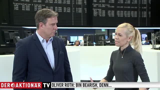 Oliver Roth: Kaufen oder abwarten - Mehr als 11000 im DAX drin?