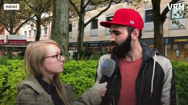 Mainzer Farman Isajew bei The Voice of Germany