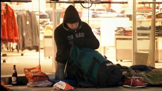 Hamburg vertreibt Obdachlose