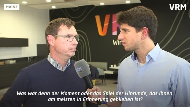 Mainz 05: Stefan Hofmann im Interview