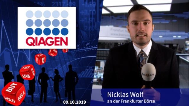 Analyser to go: Qiagen nach Kurseinbruch attraktiv