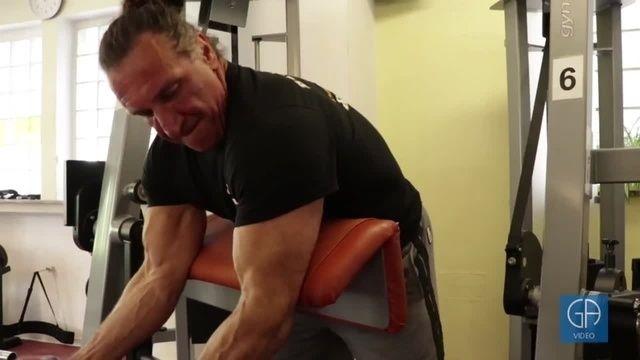 André Lotz: Seit 40 Jahren Bodybuilder