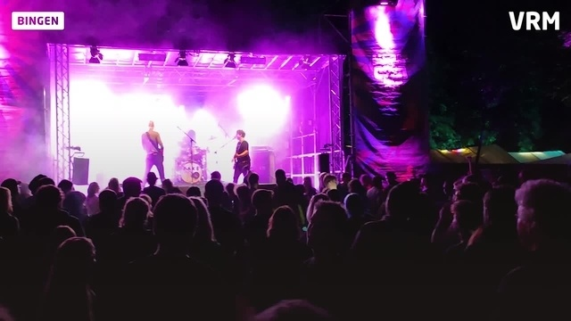 Alternative Jugendkultur beim Bingen Open Air