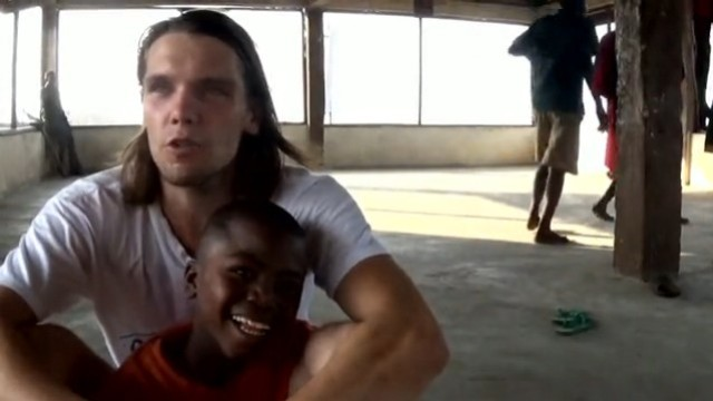 Ebola-Waisen in Freetown