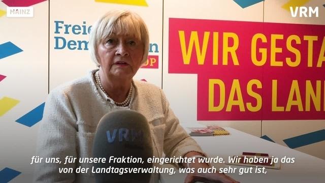 FDP-Fraktion nun im digitalen Büro