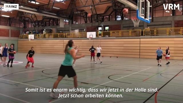 ASC Theresianum Mainz trainiert wieder
