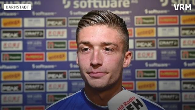 Marvin Mehlem verlängert vorzeitig beim SV Darmstadt