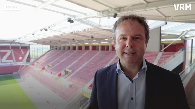 Mainz 05: Jan Lehmann im Interview