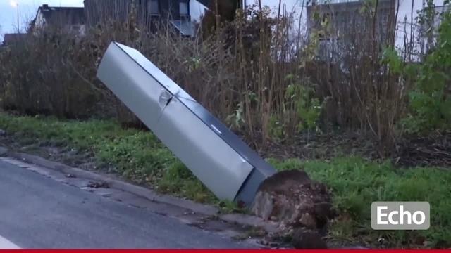 Sechs Blitzer in Gernsheim mutwillig zerstört