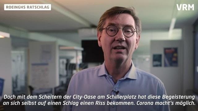 Roeinghs Ratschlag: Die Mainzer und das City-Oasen-Aus