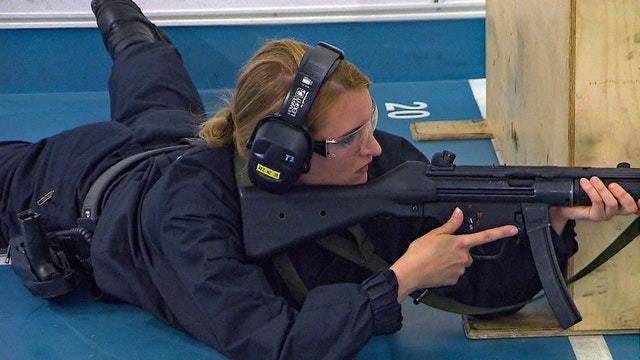 Ausbildung bei der Bundespolizei