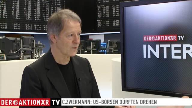 Christoph Zwermann: Ende der Rekorde an der Wall Street?... DAX mit Aufholjagd