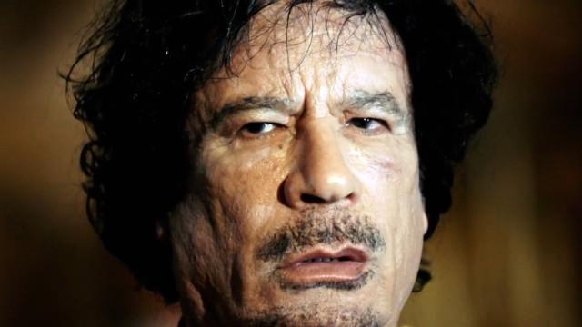 Gaddafi - Libyens kaltblütiger Herrscher