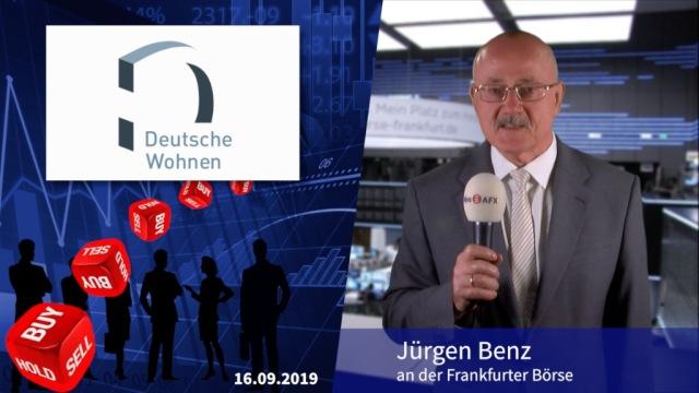 Analyser to go: Kaufempfehlung für Deutsche Wohnen