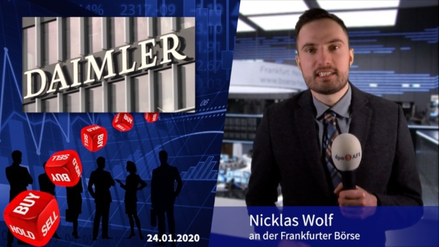 Analyser to go: Deutsche Bank senkt Daimler nach Gewinnwarnung