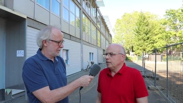 Unterwegs mit dem Ortsvorsteher: Weisenau - Kulturheim