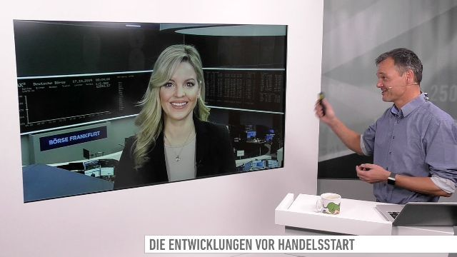 Dow Jones, DAX, Netflix, Bayer, SAP, Wirecard - Marktüberblick