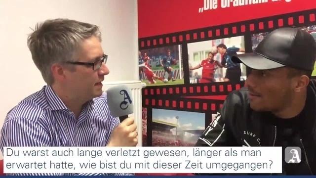 Mainz 05: Karim Onisiwo glaubt fest an den Klassenerhalt