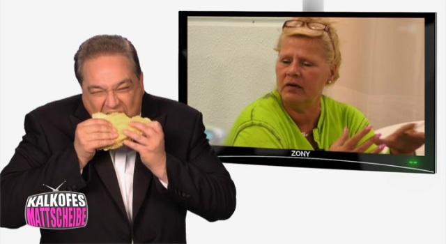 Promi Big Brother - Die Käsesucht der Silvia Wollny