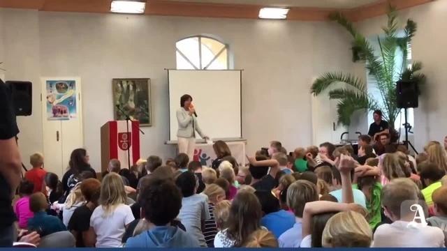 Kinderrechteschule in Gau-Algesheim